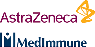 AstraZeneca and MedImmune logo